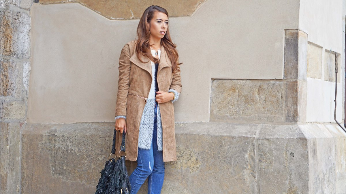 Camel Styles (Day to Night Outfits)