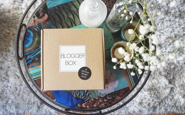 Blogger Boxx Unpacking #EditonSecretSuite