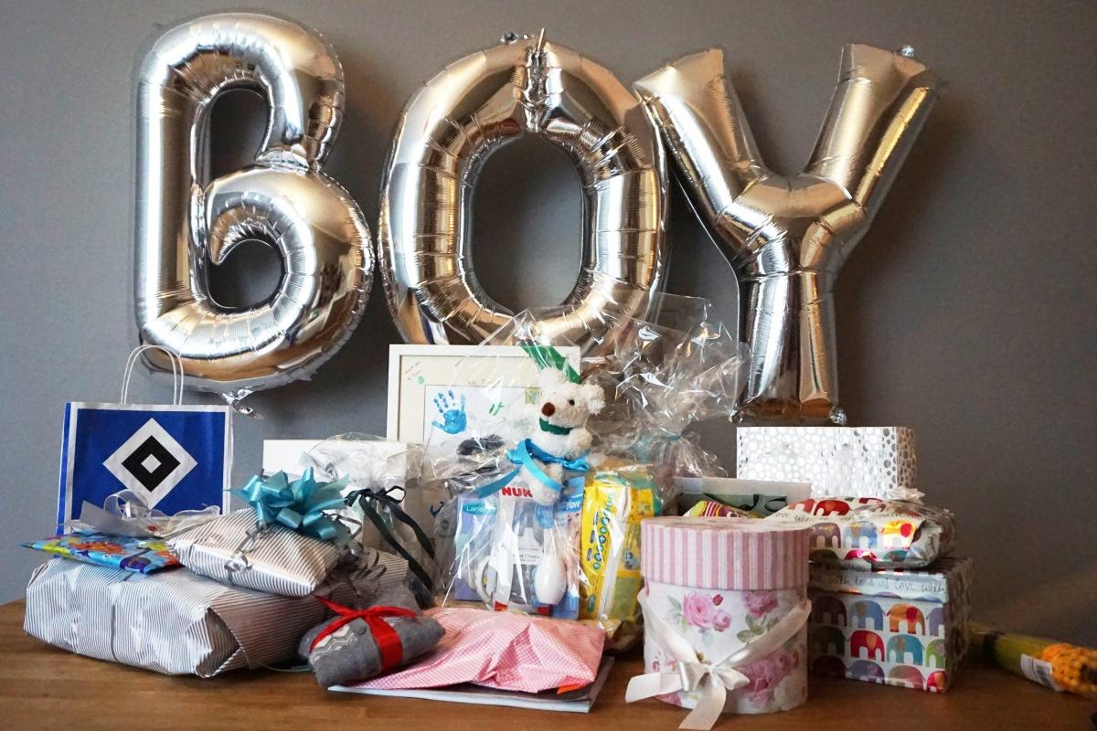 Babyshower für #babymausi
