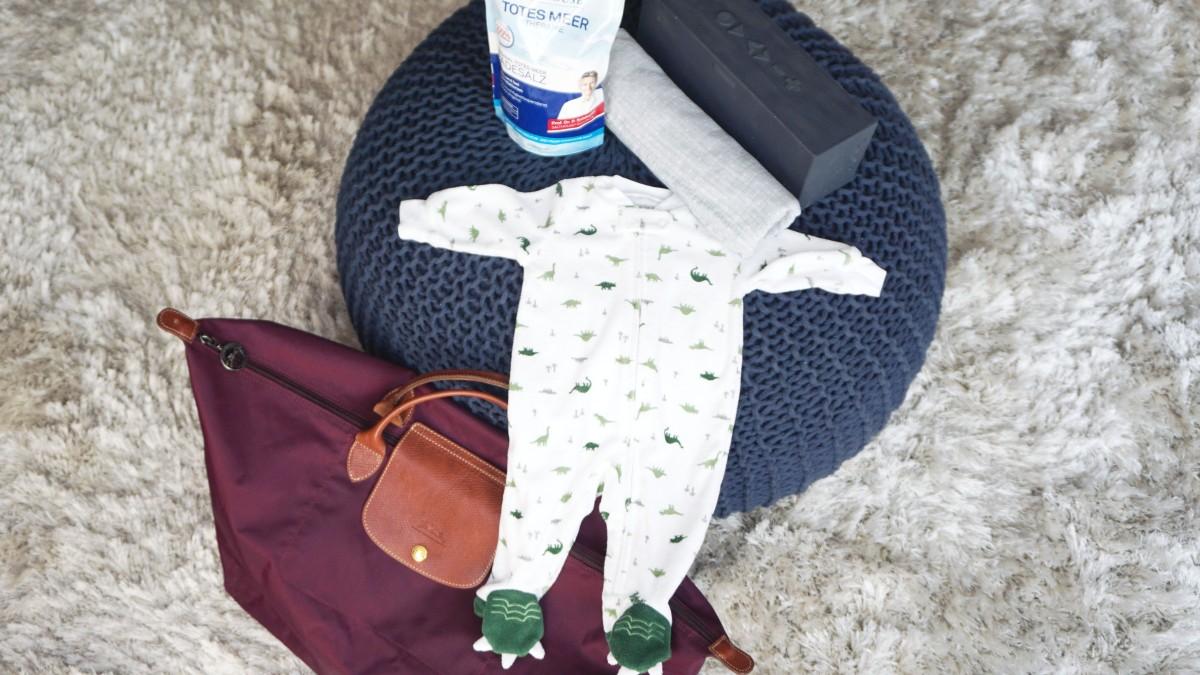 Ich packe meinen Klinik-Kofferund…